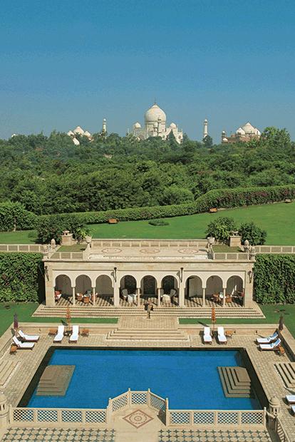 5 Star Hotels Resort In Agra Near Taj Mahal The Oberoi Amarvilas