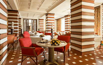 Esphahan Restaurant at The Oberoi Amarvilas Agra