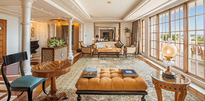 Kohinoor Suite Living room