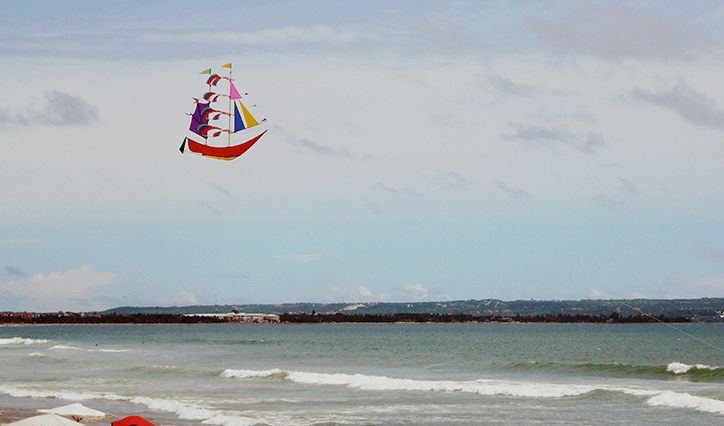 Kite Flying Experience in Bali