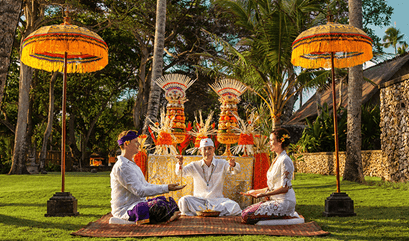 Renewal of Vows Experience in Bali