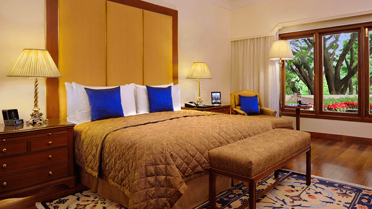 Deluxe Suite at The Oberoi Bengaluru