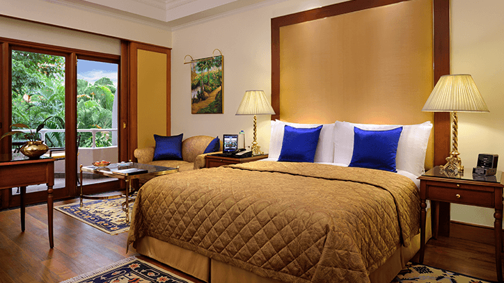 Luxury Rooms  at The Oberoi Bengaluru