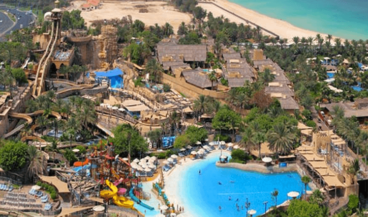Go Wild at the Wild Wadi Water Park Experience in Dubai