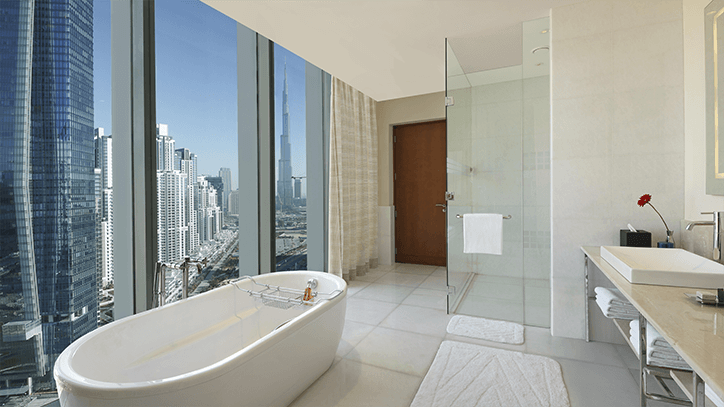 Presidential Suites in The Oberoi Dubai