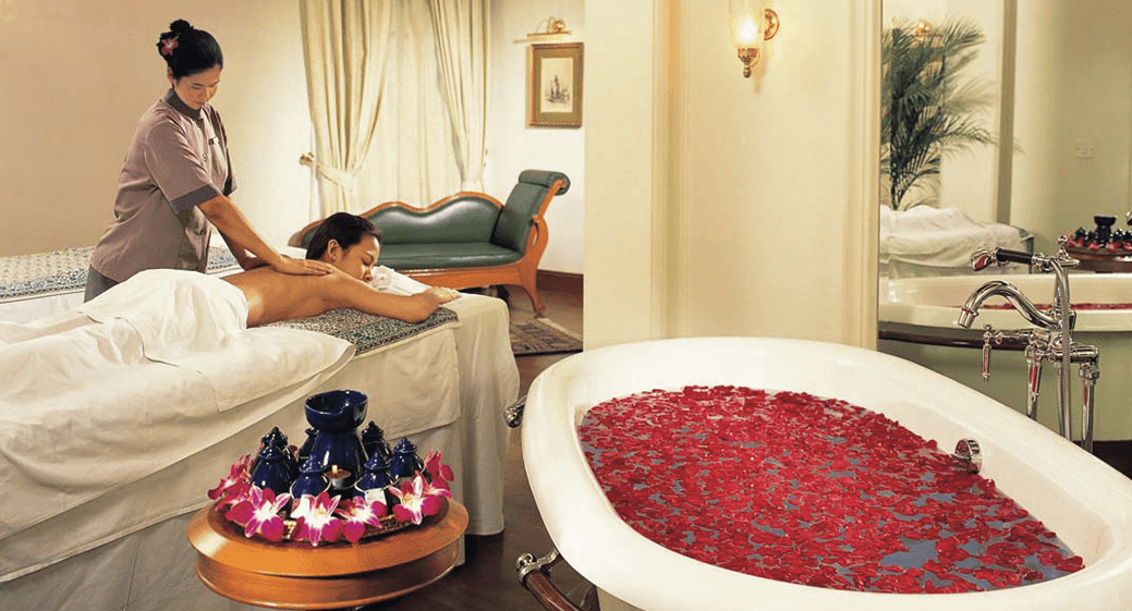 Massage at The Oberoi Grand Kolkata