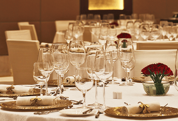 Banquets at The Oberoi Gurgaon