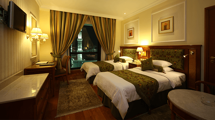 Studio Rooms, The Oberoi Madina