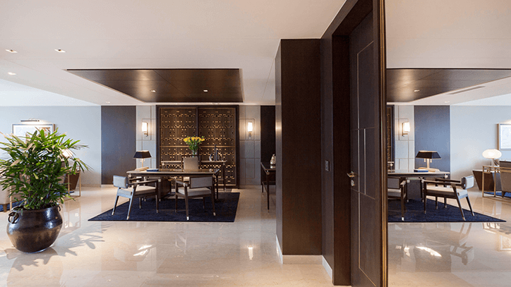 Luxury Suite, The Oberoi New Delhi