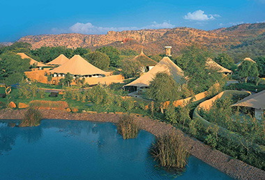 The Oberoi Vanyavilas Wildlife Resort, Ranthambhore