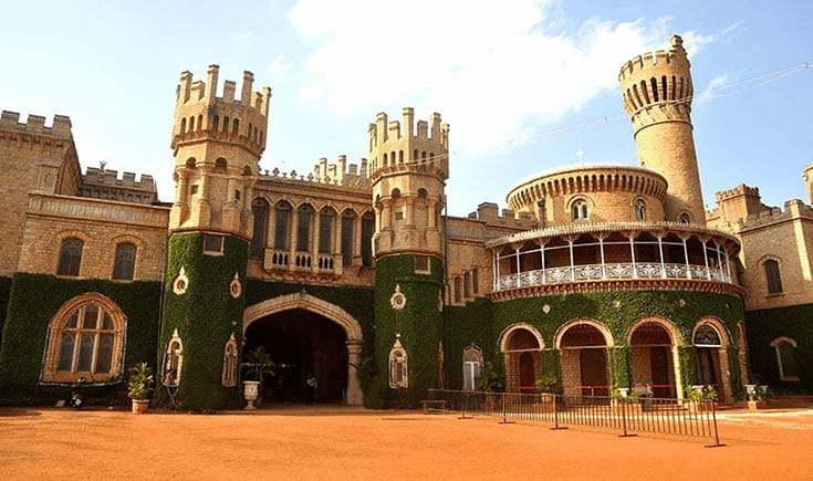 BENGALURU Palace in Bangalore