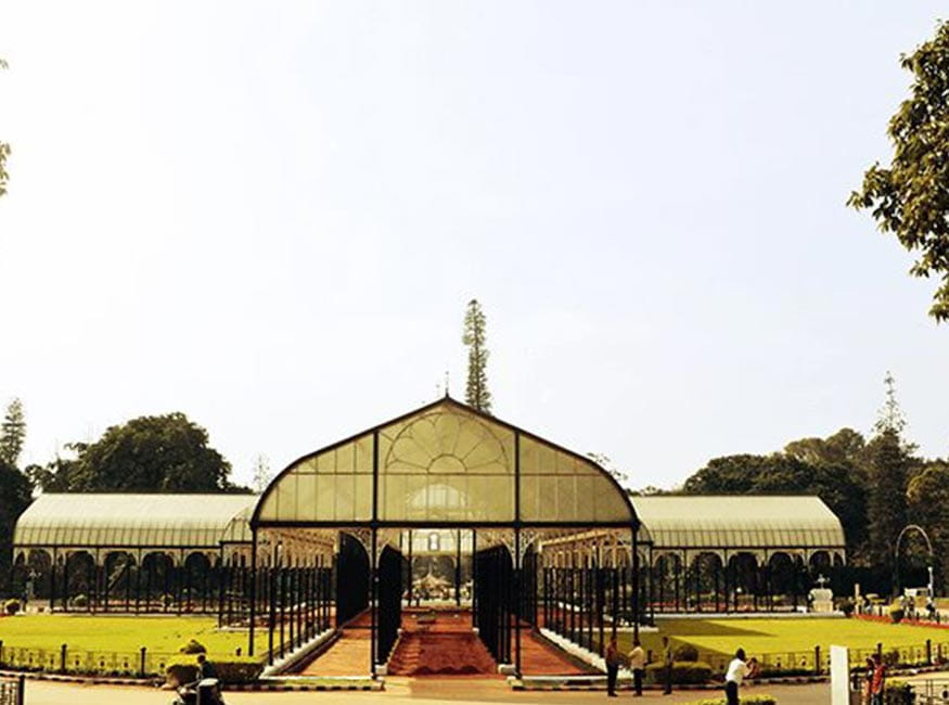The Lalbagh Bangalore