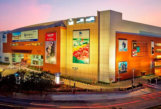 The Awesome Place 1 MG Mall Bangalore