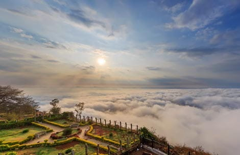Nandi Hills Weekend Getaways Near Bengaluru