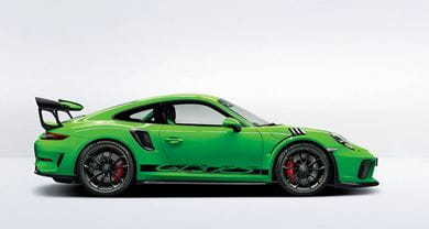 The 911 GT3 RS brings extreme performance to the much-loved icon