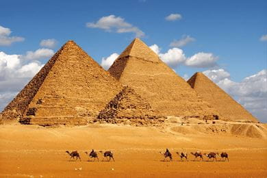 Cairo is Richard Quest's most memorable stopover along the old Kangaroo Route