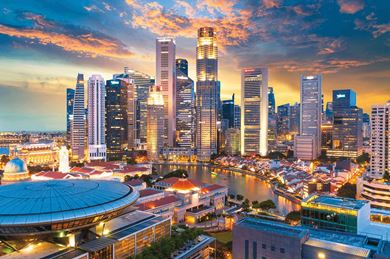Singapore has long benefited from its position as a thriving hub along the Kangaroo Route