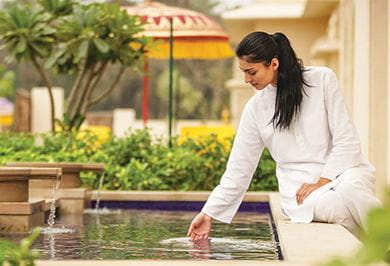 The Oberoi Sukhvilas Spa Resort, New Chandigarh