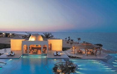 The Oberoi, Sahl Hasheesh, Red Sea, Egypt