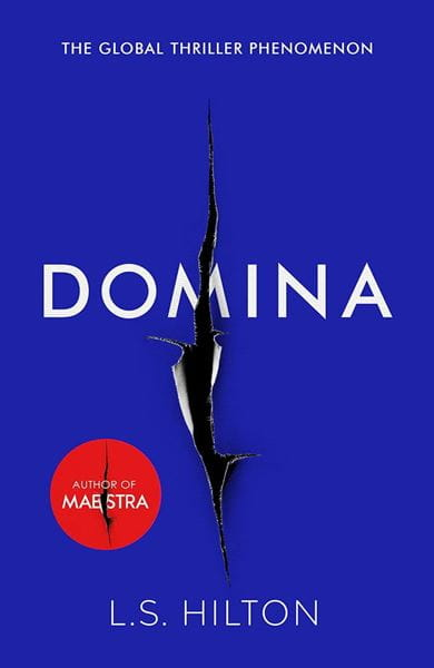 Domina, the sequel to Maestra, is published by Bloomsbury India