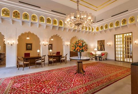 Early Advantage Rate Offer at The Oberoi Sukhvilas Spa Resort Chandigarh