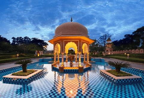 Extended Stay Rate Offer at The Oberoi Rajvilas, Jaipur