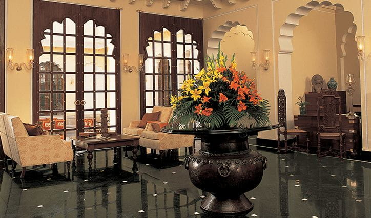 Extended Stay Rate Special Offer at The Oberoi Vanyavilas