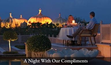 Unforgettable Holidays   The Oberoi Udaivilas Udaipur