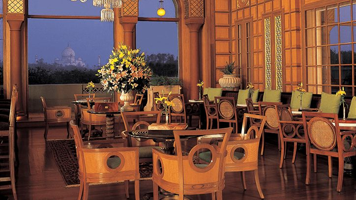The Bar at The Oberoi Amarvilas Agra