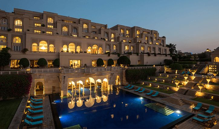 Dine Under the Stars Experience at 5 Star Resort, The Oberoi Amarvilas, Agra