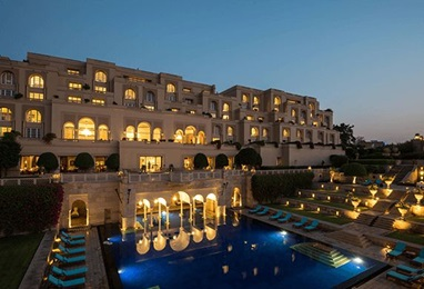 Dine Under the Stars Experience at The Oberoi Amarvilas