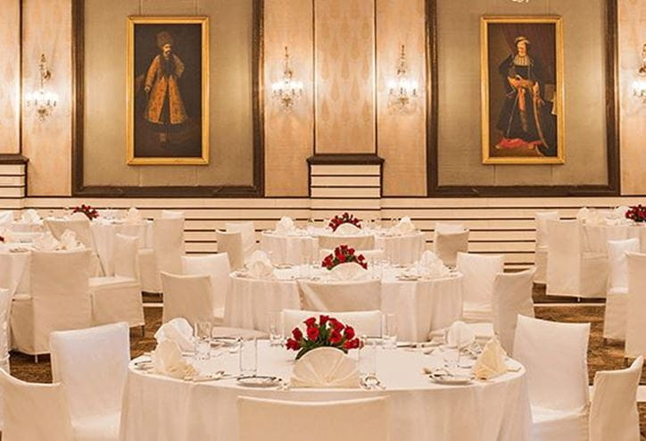 5 Star Meeting Rooms at The Oberoi Amarvilas, Agra