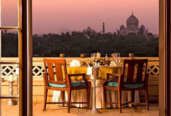 Perfect Escape Offer at The Oberoi Amarvilas Agra