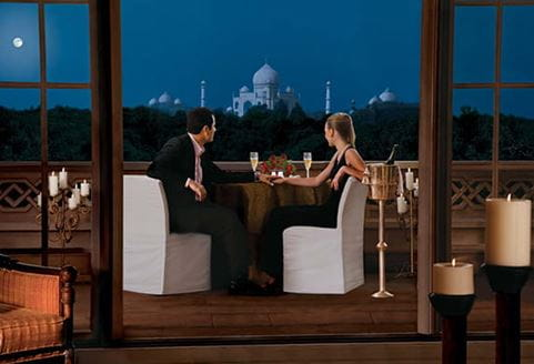 Unforgettable Holiday Offer at The Oberoi Amarvilas Agra