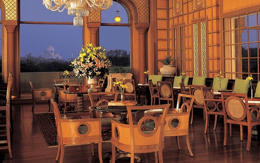 The Bar - The Oberoi Amarvilas Agra