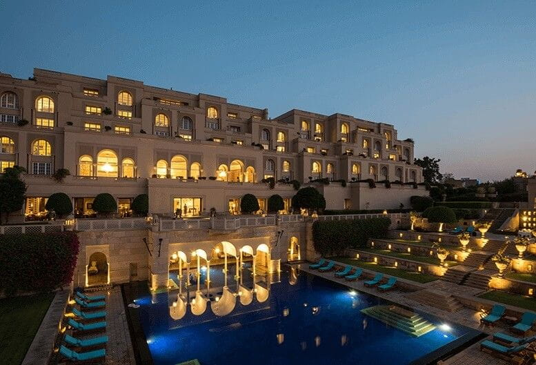 5 Star Hotels Amp Resort In Agra Near Taj Mahal The Oberoi