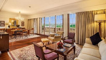 Luxury Suite, The Oberoi Amarvilas Agra