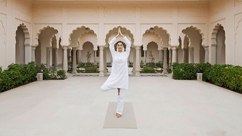 The Oberoi Spa at The Oberoi Amarvilas Agra