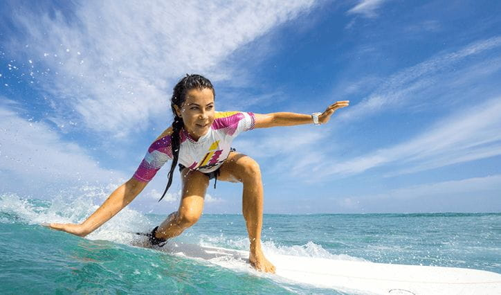 Surf School Experience in Bali