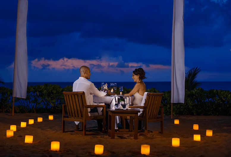 Exotic Candlelight Dinner Experience in Bali
