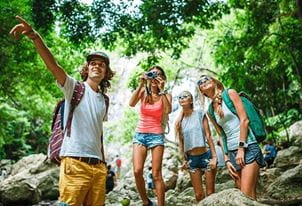 Tropical Trekking Experience in Bali
