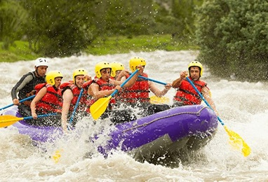 White Water Rafting Experience in Bali