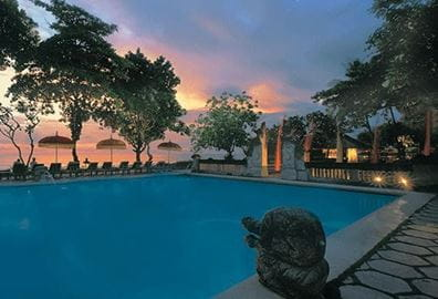 Best of Bali and Dubai Offer at The Oberoi Beach Resort Bali