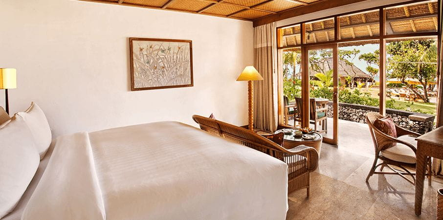 5 Star Hotels Luxury Resorts In Bali Indonesia The Oberoi Beach Resort Bali