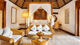 Luxury Villa Ocean  bed room