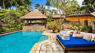 The Oberoi Bali  Luxury Villa Gardenview with Pool