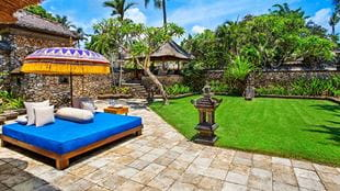 Luxury Villa Garden view courtyard