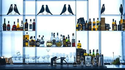 Vinesse Bar at The Oberoi Beach Resort Al Zorah