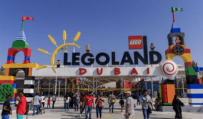 Visit to Legoland at The Oberoi Beach Resort Al Zorah