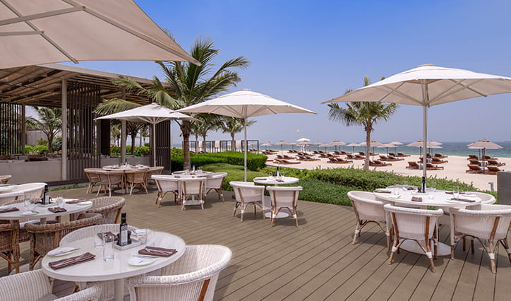 5 Star Beach Resort in Al Zorah